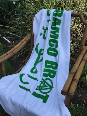 Aramco BrAt beach towel