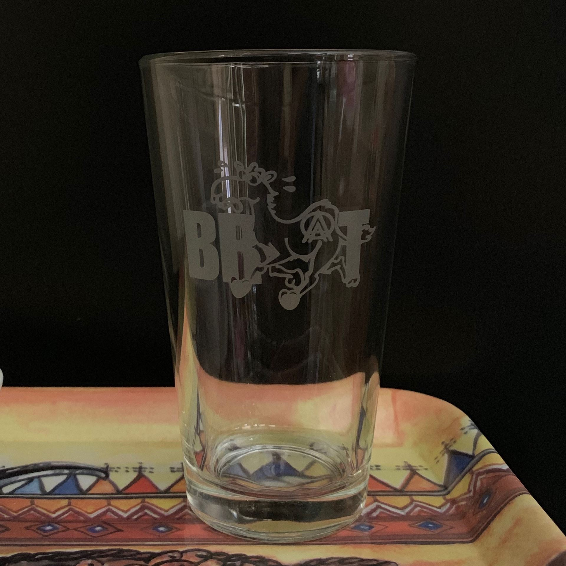 2019 Pint Glass